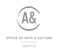 Office of Art & Culture gray logo